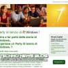 Microsoft: Windows 7 Party