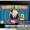 Arriva Angry Bunga per iPhone e Android